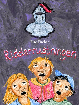cover image of Riddarrustningen