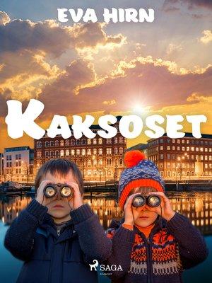 cover image of Kaksoset