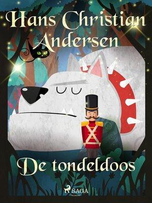 cover image of De tondeldoos