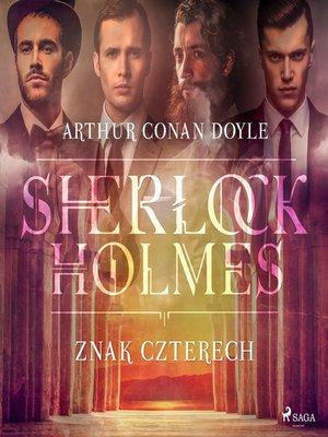 cover image of Znak Czterech