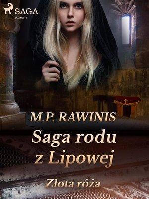 cover image of Saga rodu z Lipowej 28