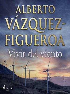 cover image of Vivir del viento