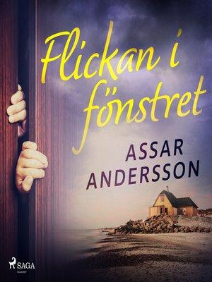 cover image of Flickan i fönstret