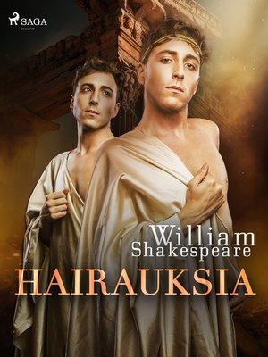cover image of Hairauksia