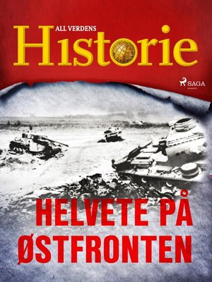 cover image of Helvete på Østfronten