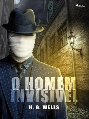 cover image of O homem invisível