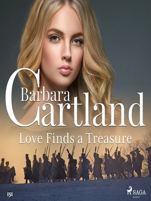 cover image of Love Finds a Treasure (Barbara Cartland's Pink Collection 151)