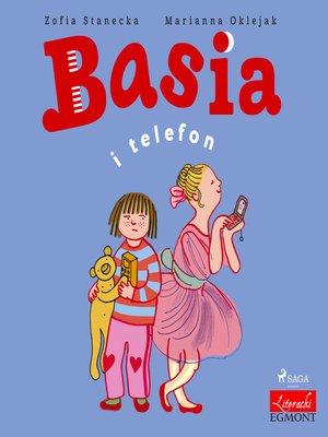 cover image of Basia i telefon