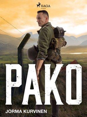 cover image of Pako