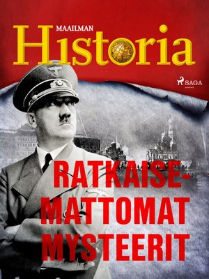 cover image of Ratkaisemattomat mysteerit