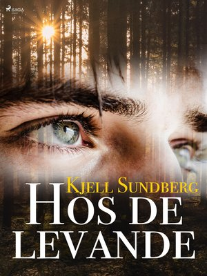 cover image of Hos de levande