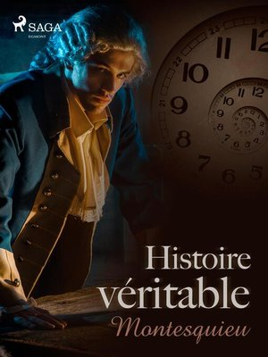 cover image of Histoire véritable