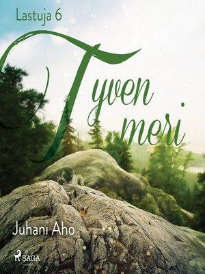 "cover image of Lastuja 6 ""Tyven meri"""