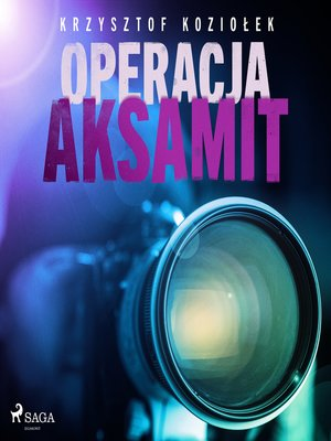 cover image of Operacja Aksamit