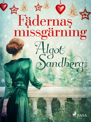 cover image of Fädernas missgärning