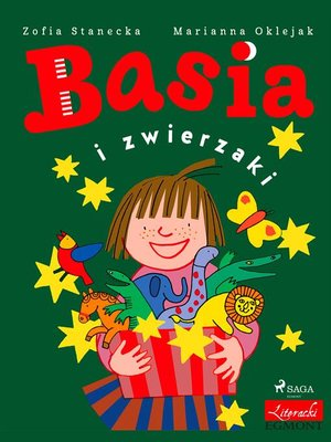 cover image of Basia i zwierzaki