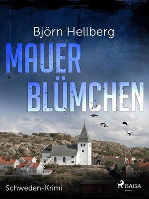 cover image of Mauerblümchen--Schweden-Krimi
