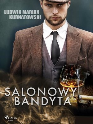 cover image of Salonowy bandyta