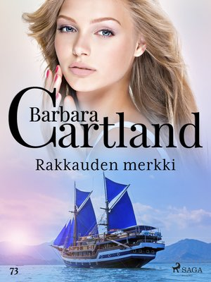cover image of Rakkauden merkki