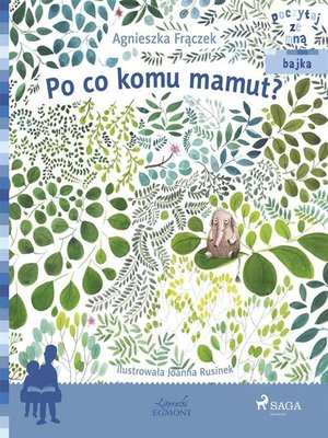cover image of Po co komu mamut?