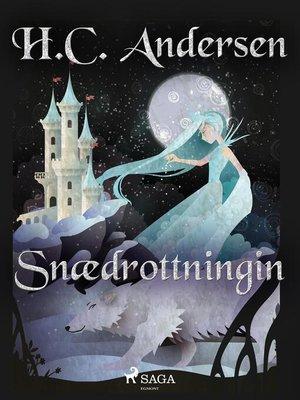 cover image of Snædrottningin
