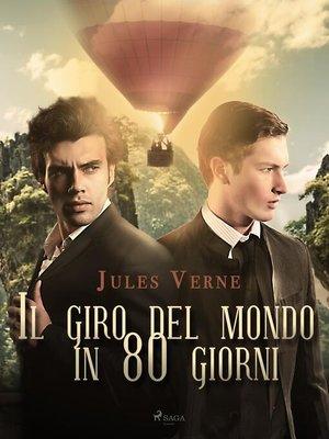 cover image of Il giro del mondo in 80 giorni