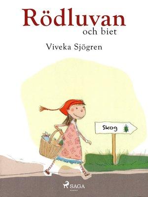 cover image of Rödluvan och biet