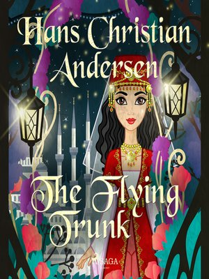 cover image of The Flying Trunk