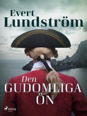 cover image of Den gudomliga ön