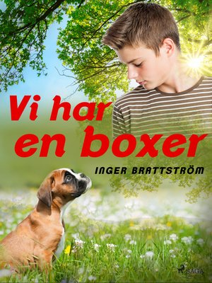 cover image of Vi har en boxer