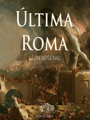 cover image of Última Roma
