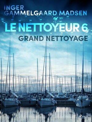 cover image of Le Nettoyeur 6