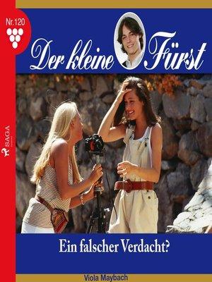 cover image of Der kleine Fürst, 120