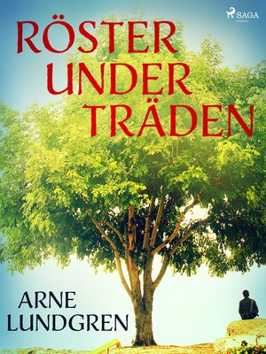 cover image of Röster under träden