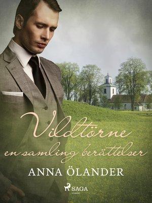 cover image of Vildtörne