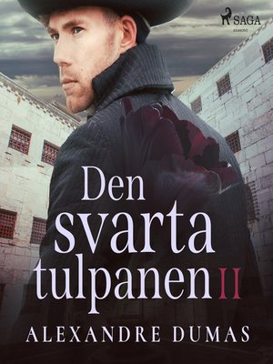 cover image of Den svarta tulpanen II