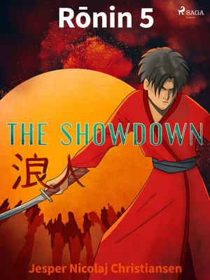 cover image of Ronin 5--The Showdown