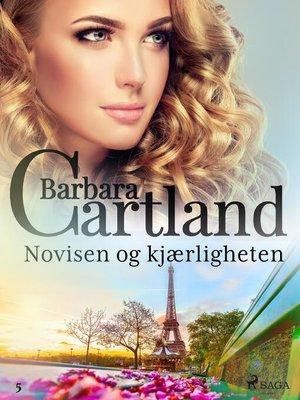 cover image of Novisen og kjærligheten