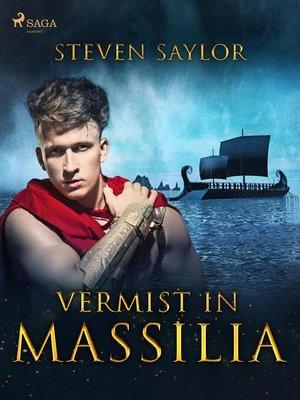 cover image of Vermist in Massilia