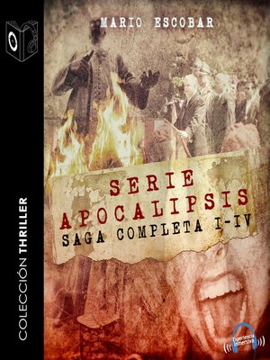 cover image of Apocalipsis--serie completa