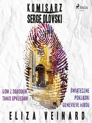 cover image of Dom z ogrodem tanio sprzedam i Świąteczne porządki Genevieve Hibou
