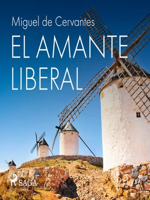 cover image of El amante liberal