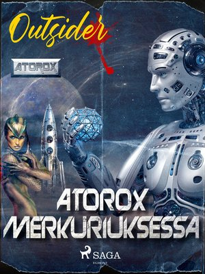 cover image of Atorox Merkuriuksessa