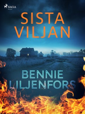 cover image of Sista viljan