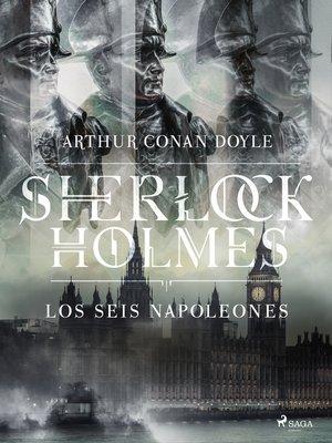 cover image of Los seis Napoleones
