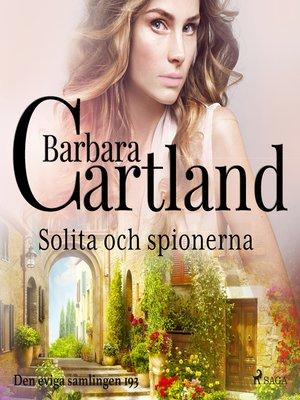 cover image of Solita och spionerna