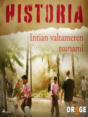 cover image of Intian valtameren tsunami