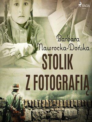 cover image of Stolik z fotografią