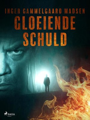 cover image of Gloeiende schuld