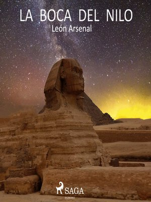 cover image of La boca del Nilo